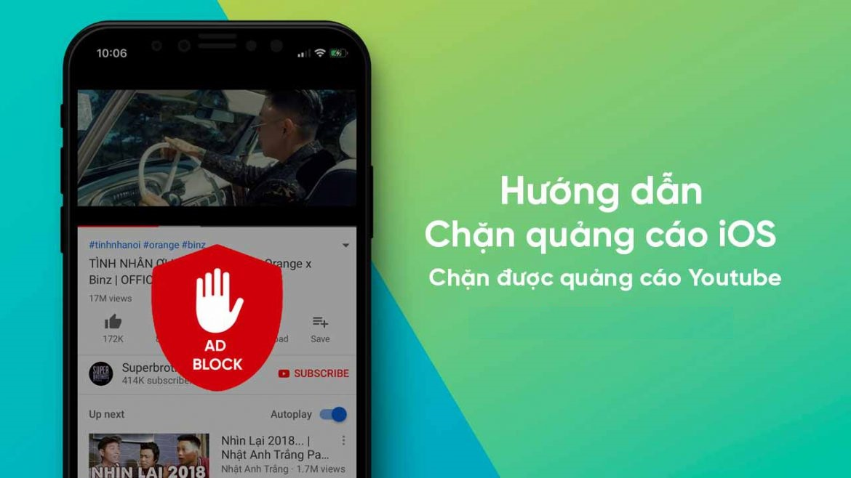 Hướng dẫn chặn quảng cáo trong ứng dụng bằng Quantumult