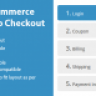 WooCommerce MultiStep Checkout Wizard